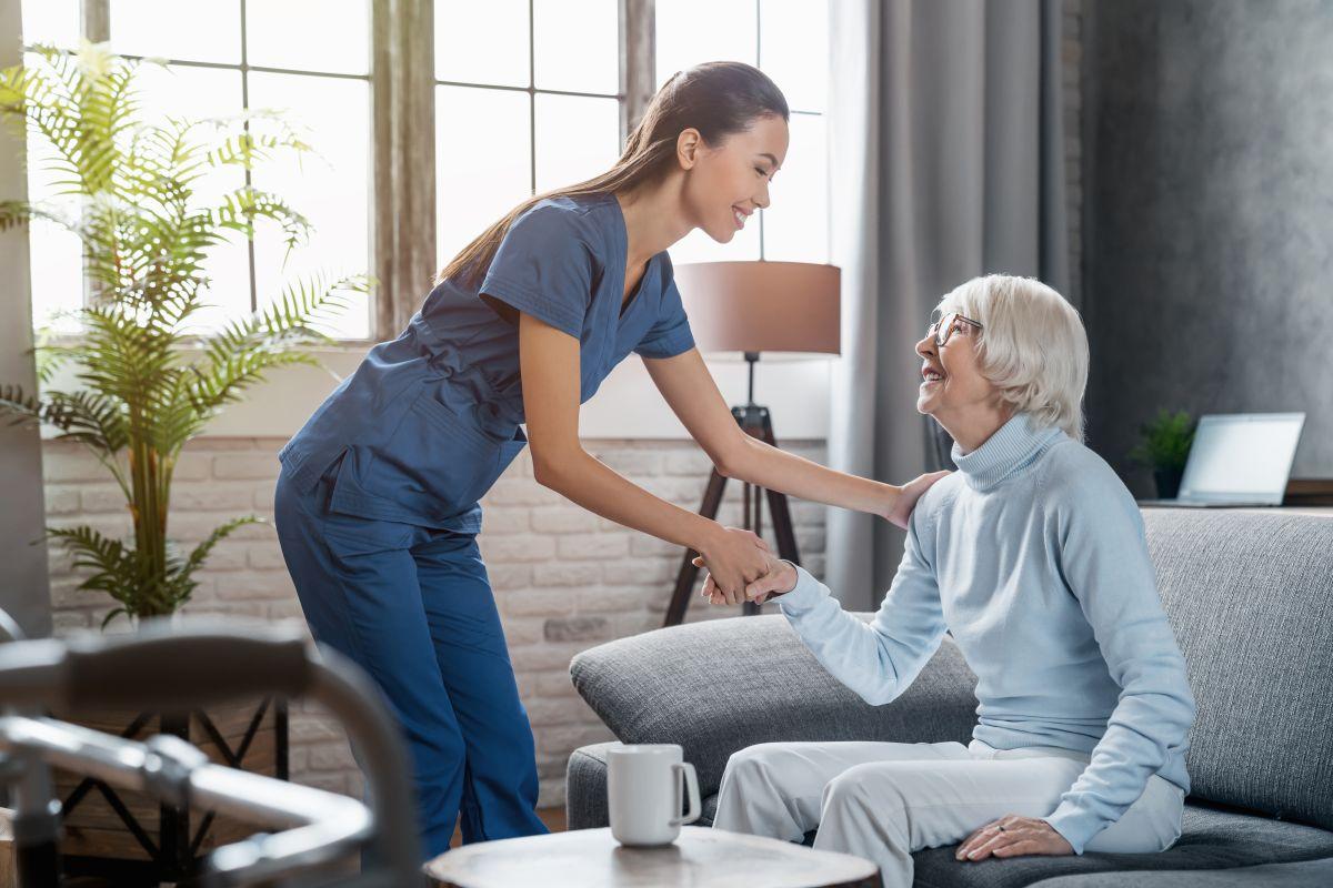 senior caregivers toronto